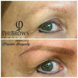 Permanent Makeup & Brows Microblading in Vancouver BC